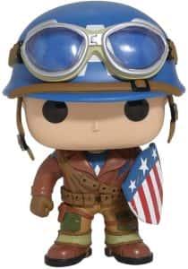 Los mejores FUNKO POP de Marvel - Funko del Capitan America - Funko del Capitan America el primer vengador