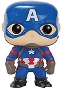 Los mejores FUNKO POP de Marvel - Funko del Capitan America - Funko del Capitan America el soldado del invierno