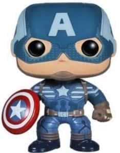Los mejores FUNKO POP de Marvel - Funko del Capitan America - Funko del Capitan America modelo 2