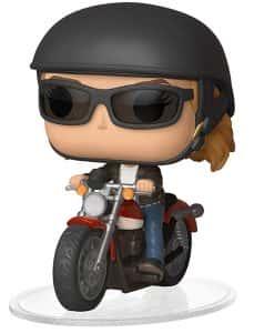 Los mejores FUNKO POP de Marvel - Funko del Capitana Marvel - Funko de Carol Danvers en moto