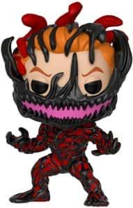 Los mejores FUNKO POP de Marvel - Funkos de villanos de Spiderman - Funko de Carnage