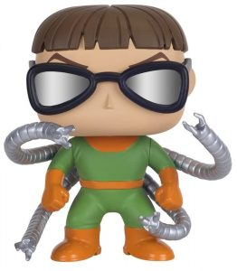 Los mejores FUNKO POP de Marvel - Funkos de villanos de Spiderman - Funko de Octopus