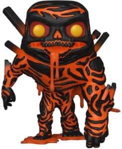 Los mejores FUNKO POP de Marvel - Funkos de villanos de Spiderman - Funko del elemental de fuego