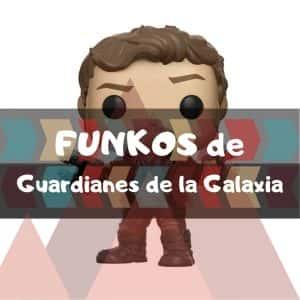 Los mejores FUNKO POP de Marvel Guardianes de la Galaxia
