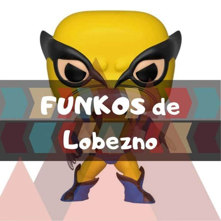 Los mejores funkos POP de Marvel de Lobezno