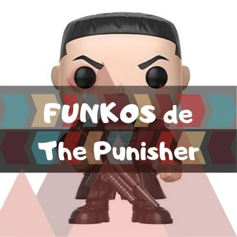 Lee más sobre el artículo Los mejores funkos POP de Marvel de The Punisher