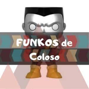 Los mejores FUNKO POP de Marvel X-Men de Coloso