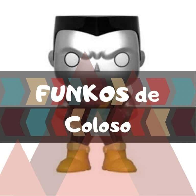 Los mejores funkos POP de Marvel de Coloso