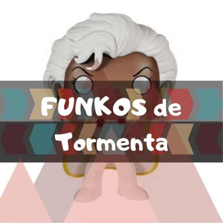Los mejores funkos POP de Marvel de Tormenta
