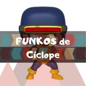 Los mejores FUNKO POP de Marvel X-Men de cíclope