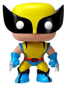 Los mejores FUNKO POP de Marvel X-men - Funko de Lobezno clásico