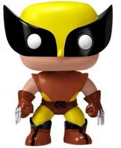 Los mejores FUNKO POP de Marvel X-men - Funko de Lobezno de Marvel Universe