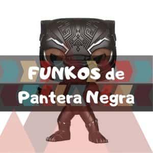 Los mejores FUNKO POP de Marvel de Black Panther