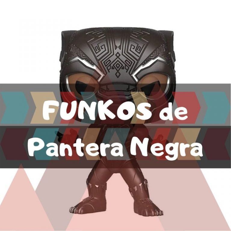 Lee más sobre el artículo Los mejores funkos POP de Marvel de Black Panther