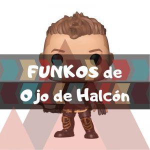 Los mejores FUNKO POP de Marvel de Ojo de Halcón