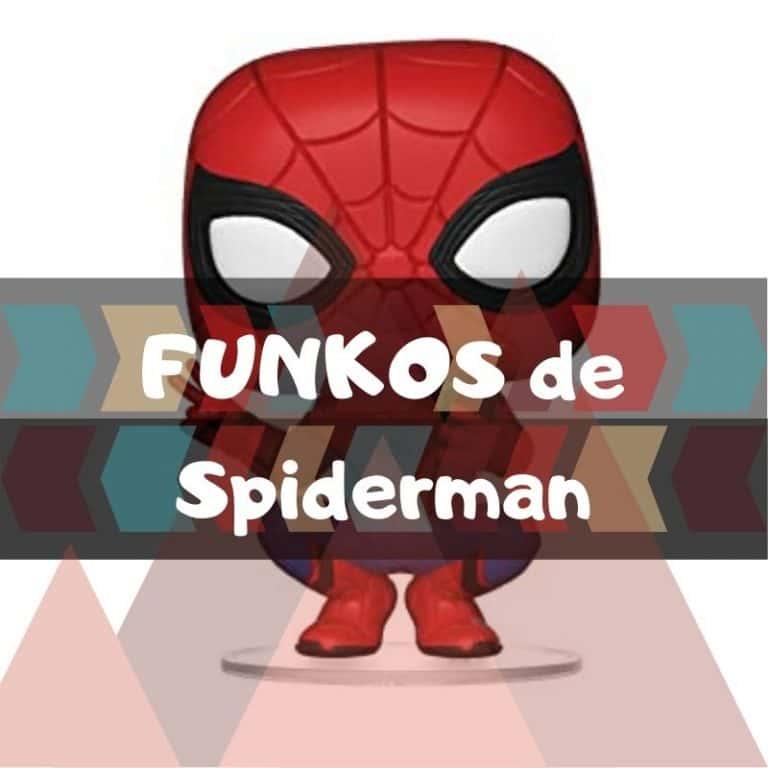 Los mejores funkos POP de Marvel de Spiderman