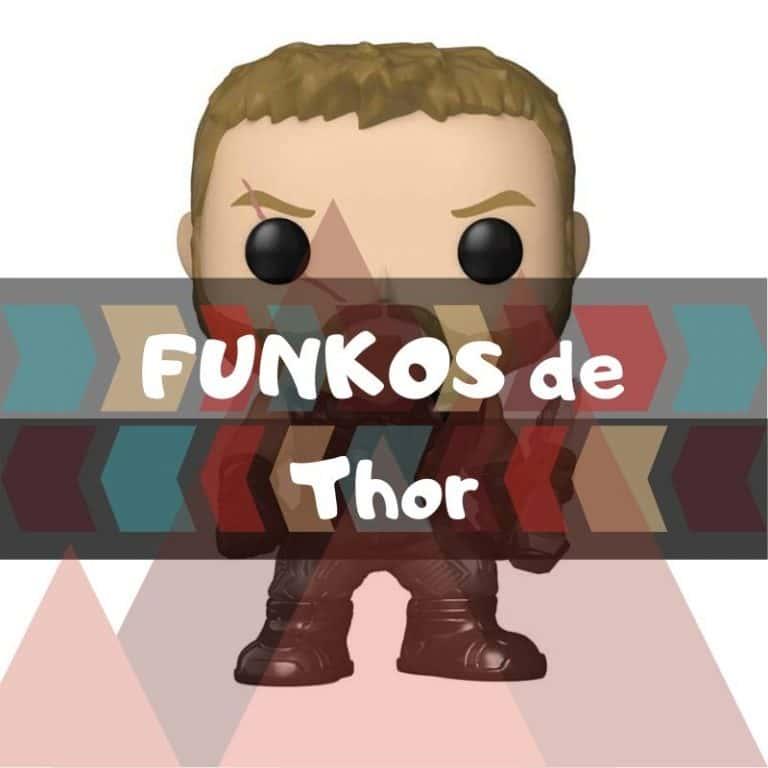 Lee más sobre el artículo Los mejores funkos POP de Marvel de Thor