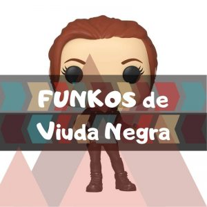 Los mejores FUNKO POP de Marvel de Viuda Negra