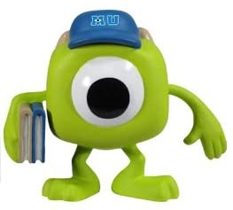Los mejores FUNKO POP de Monstruos SA - Funko de Disney Pixar de Mike university