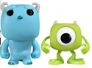 Los mejores FUNKO POP de Monstruos SA - Funko de Disney Pixar de Mike y Sulley
