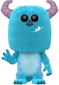 Los mejores FUNKO POP de Monstruos SA - Funko de Disney Pixar de Sulley con purpurina
