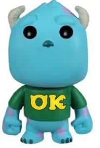 Los mejores FUNKO POP de Monstruos SA - Funko de Disney Pixar de Sulley universidad