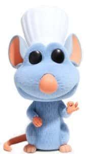 Los mejores FUNKO POP de Ratatouille - Funko de Disney Pixar de Remy con pelo