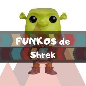 Los mejores FUNKO POP de Shrek - Funkos de las películas de Dreamworks de Shrek