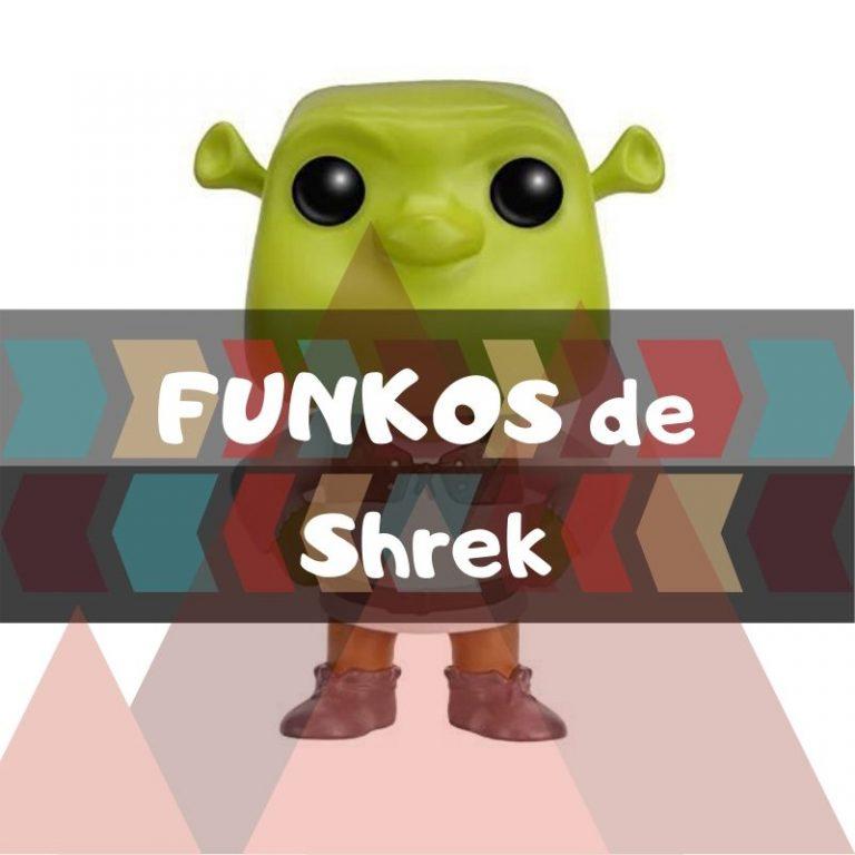 Lee más sobre el artículo Los mejores funkos POP de Shrek