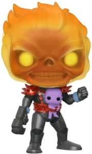 Los mejores FUNKO POP de The Punisher - Funko de Cosmic Ghost Rider