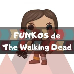 Los mejores FUNKO POP de The Walking Dead