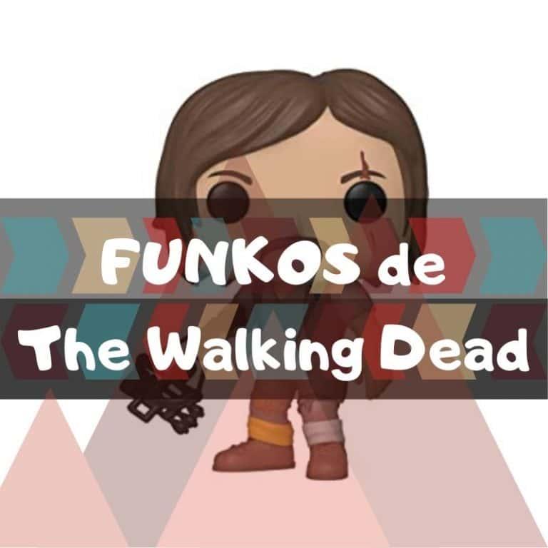 Lee más sobre el artículo Los mejores funkos POP de The Walking Dead