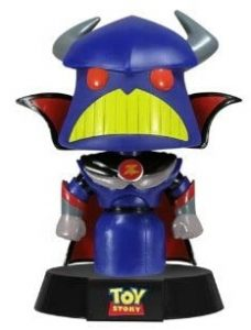 Los mejores FUNKO POP de Toy Story 2 - Funko de Disney Pixar de Zurg