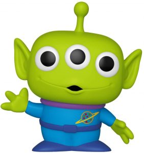 Los mejores FUNKO POP de Toy Story 4 - Funko de Disney Pixar de Alien en Toy Story 4