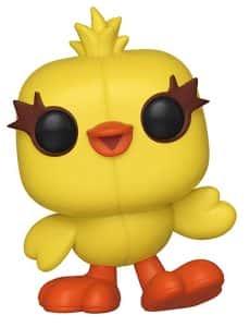 Los mejores FUNKO POP de Toy Story 4 - Funko de Disney Pixar de Ducky en Toy Story 4