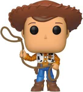 Los mejores FUNKO POP de Toy Story 4 - Funko de Disney Pixar de Woody en Toy Story 4