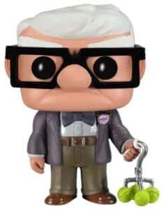 Los mejores FUNKO POP de UP - Funko de Disney Pixar de Carl