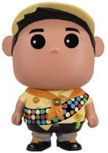 Los mejores FUNKO POP de UP - Funko de Disney Pixar de Russell