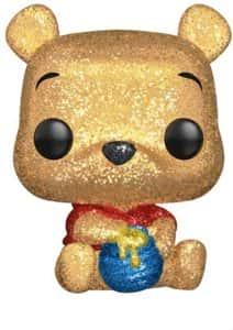Los mejores FUNKO POP de Winnie de Pooh - Funko de Winnie de Pooh con purpurina