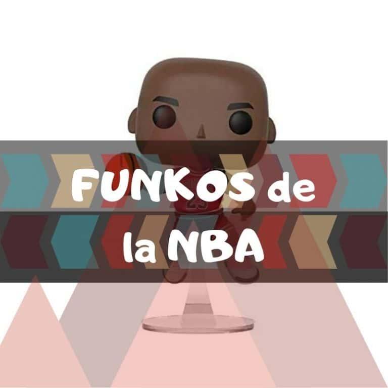 Lee más sobre el artículo Los mejores funkos POP de jugadores de la NBA
