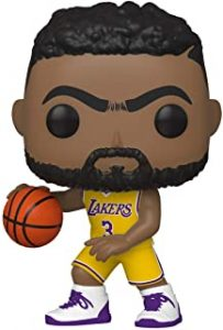 Los mejores FUNKO POP de jugadores de la NBA - Funko de Anthony Davis LAL