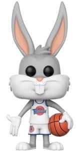 Los mejores FUNKO POP de jugadores de la NBA - Funko de Bugs Bunny Space Jam