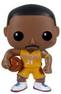 Los mejores FUNKO POP de jugadores de la NBA - Funko de Kobe Bryant