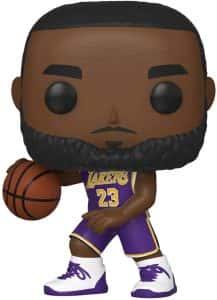 Los mejores FUNKO POP de jugadores de la NBA - Funko de Lebron James LAL