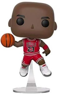 Los mejores FUNKO POP de jugadores de la NBA - Funko de Michael Jordan
