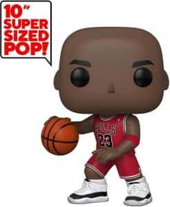 Los mejores FUNKO POP de jugadores de la NBA - Funko de Michael Jordan gigante
