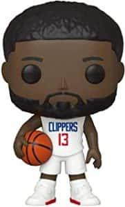 Los mejores FUNKO POP de jugadores de la NBA - Funko de Paul George Clippers