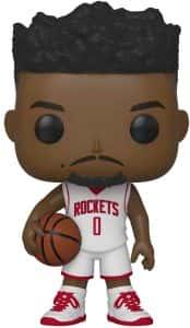 Los mejores FUNKO POP de jugadores de la NBA - Funko de Russell Westbrook Houston