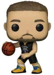 Los mejores FUNKO POP de jugadores de la NBA - Funko de Stephen Curry