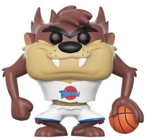 Los mejores FUNKO POP de jugadores de la NBA - Funko de Taz Space Jam